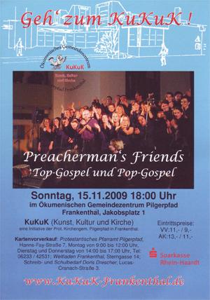 Konzert Frankenthal 2009